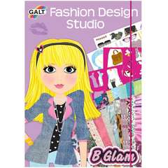 Carticica pentru activitati - Fashion Design Studio