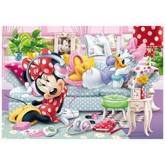 Dino Toys Puzzle - O zi cu Minnie si Daisy (300 piese)