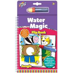 Water Magic: Carte de colorat Jungla vesela