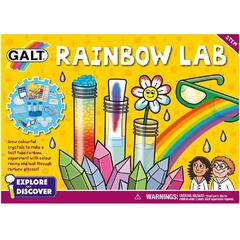 Galt Set experimente  - Rainbow lab
