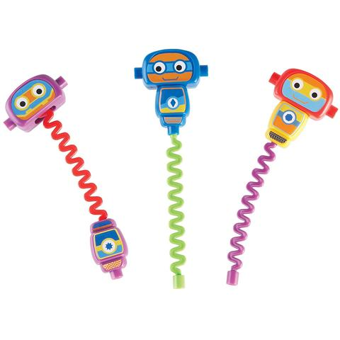 Learning Resources Set de constructie - Gears! Fabrica de robotei