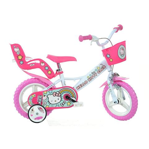 DINO BIKES Bicicleta copii 12'' Hello Kitty