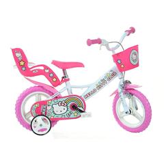 Bicicleta copii 12'' Hello Kitty