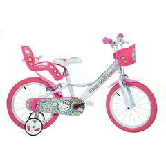 DINO BIKES Bicicleta copii 16'' Hello Kitty