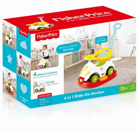 Fisher Price Masinuta  4 in 1  -  Ride on rocker