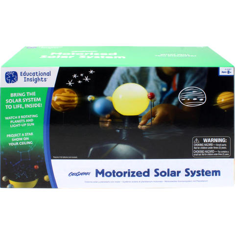 Educational Insights Sistem solar motorizat