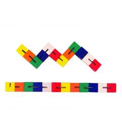 BigJigs Toys Twister Blocks