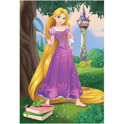 Dino Toys Puzzle - Brave Rapunzel (24 piese)