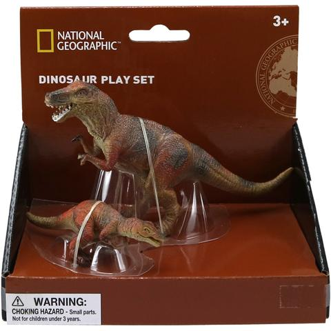National Geographic Set 2 figurine - Tyrannosaurus