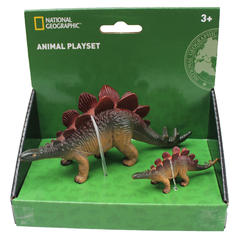Set 2 figurine - Stegosaurus