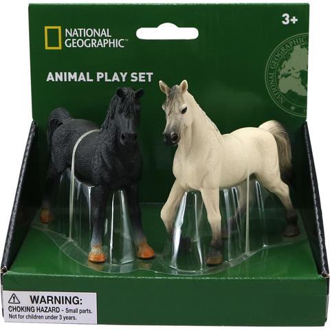 National Geographic Set 2 figurine - Caluti
