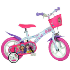 "DINO BIKES Bicicleta copii 12"" - Barbie"