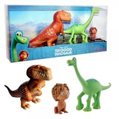 Set Arlo, Spot si Butch The Good Dinosaur