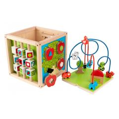 Cub educativ Farmyard