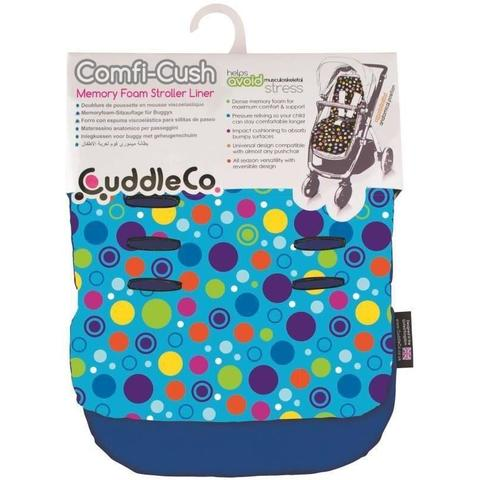 CuddleCo Saltea carucior Comfi-Cush Spot the Dot, 841127