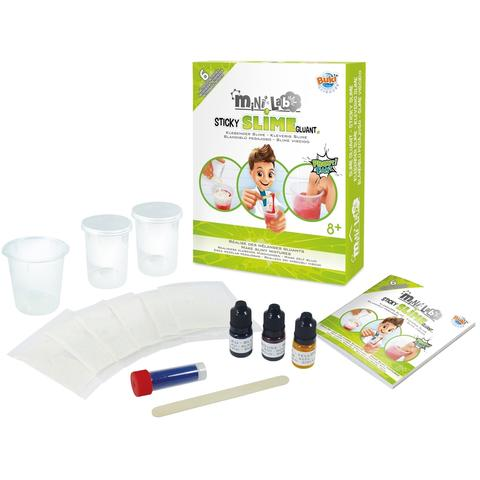 BUKI France Mini - laboratorul de slime