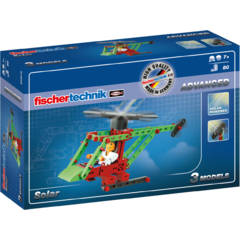 Set constructie ADVANCED Solar - 3 modele