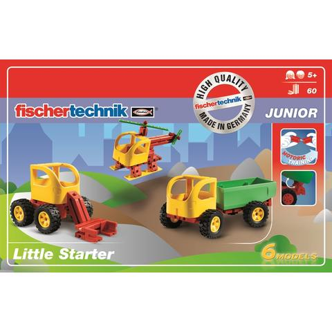 Fischertechnik Set constructie JUNIOR Little Starter 6 modele