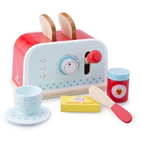 New Classic Toys Set toaster