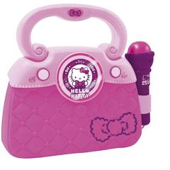 Reig Musicales Geanta cu microfon si amplificator Hello Kitty NEW