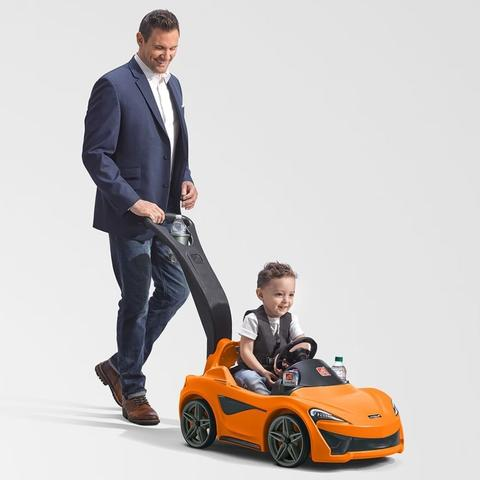 Step2 Vehicul MCLAREN 570S PUSH SPORTS