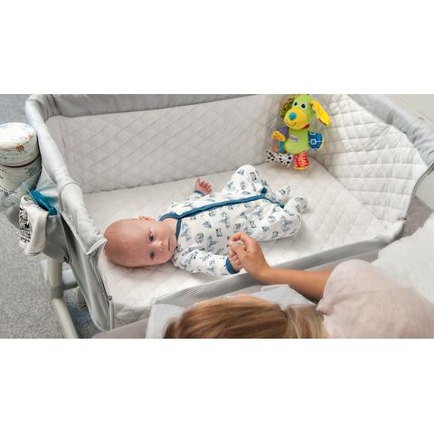 Lionelo Patut 2 in 1 Co-Sleeper Theo Grey