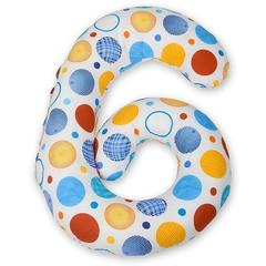 BabyNeeds Enjoy Perna multifunctionala Cerculete colorate