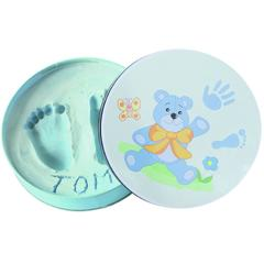 Baby HandPrint - Dream Box Blue