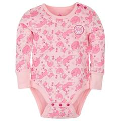 Gmini Body cu maneca lunga Pink Fox 74