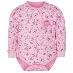 Gmini Body cu maneca lunga Flowers and Kitty 74