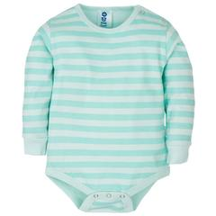 Gmini Body cu maneca lunga Basic Blue Stripes 86