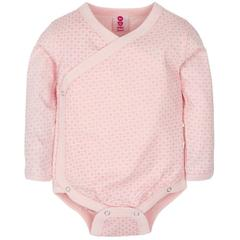 Gmini Body cu maneca lunga Basic Extra Pink Hears 74