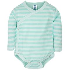 Gmini Body cu maneca lunga Basic Extra Blue Stripes 62