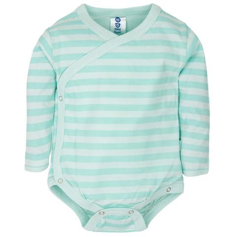 Gmini Body cu maneca lunga Basic Extra Blue Stripes 68