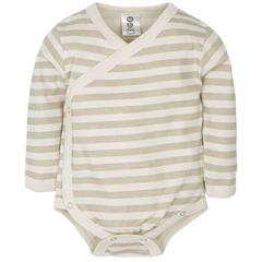 Gmini Body cu maneca lunga Basic Extra Beige Stripes 68