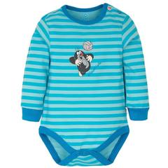 Gmini Body cu maneca lunga Stripes and Football 74