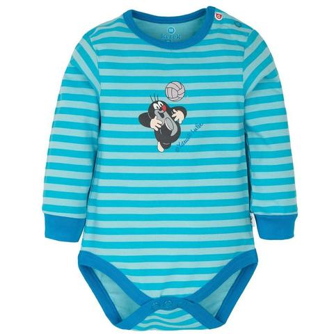 Gmini Body cu maneca lunga Stripes and Football 86
