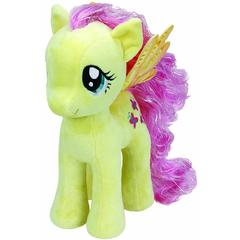 Plus Licenta My Little Pony, Fluttershy (27 Cm) - Ty