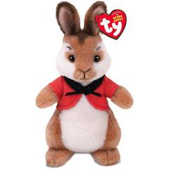 Plus Licenta Peter Rabbit - Flopsy (15 Cm) - Ty