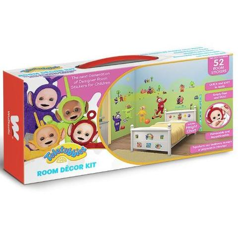 Walltastic Kit Decor Sticker Teletubbies