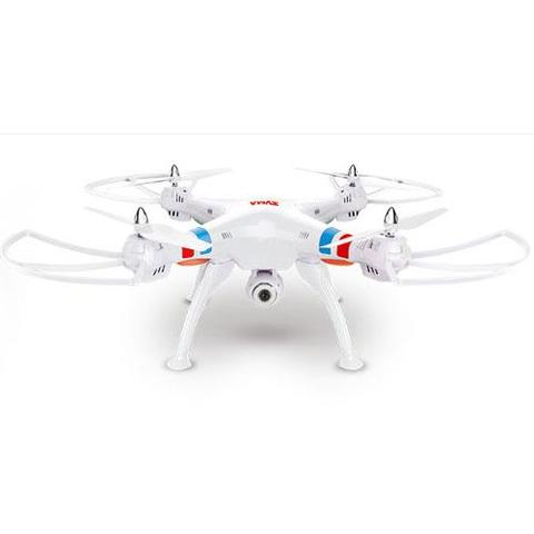 SYMA Quadcopter X8C cu Camera Video HD Alb