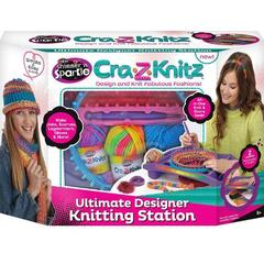 Studio de Crosetat Ultimate Designer Cra-Z-Knitz
