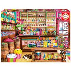 Puzzle Candy Shop 1000 Piese