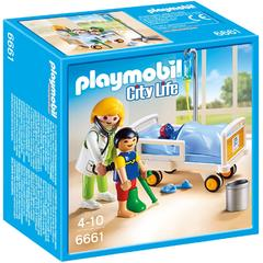 Playmobil Doctor Si Copil