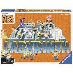 Joc Labirint - Despicable Me 3 (ro)