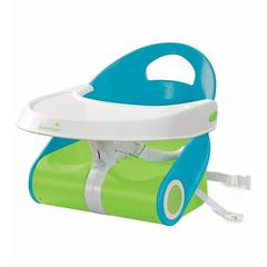 Summer Infant Summer - 13456 - Booster Sit 'n Style, Blue/Green