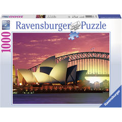 Puzzle Opera Din Sydney, 1000 Piese