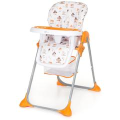 Gmini - Scaun de masa Simply Shell Orange