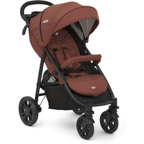 Joie - Carucior Multifunctional Litetrax 4 Brick Red