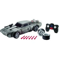 Masina Cu Telecomanda Ice Charger Fast And Furious 8, Mattel